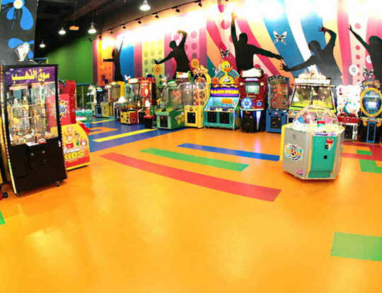 Fun City - Arabian Center @ Dubai