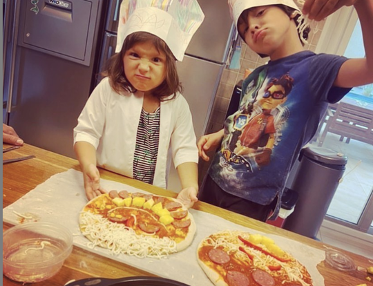DIY Pizza with Dough It Yourself @ Dubai