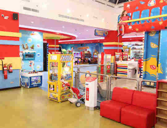 Fun City - Abu Dhabi Mall @ Abu Dhabi