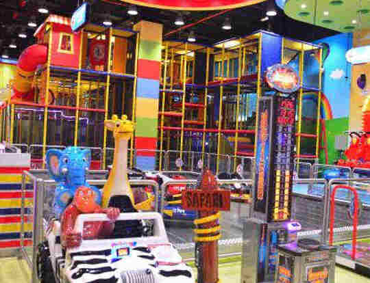 Fun City - Al Naeem City Center @ Ras Al Khaimah