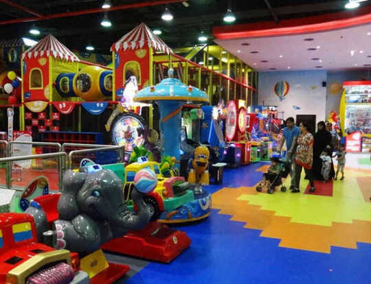 Fun City - Safeer Mall Ajman @ Ajman
