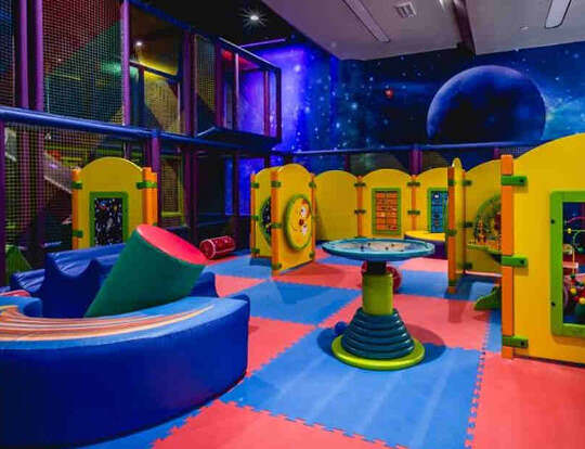 Soft Play Park @ Magic Planet @ Fujairah