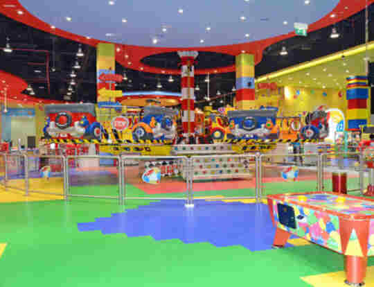 Fun City - Safeer Mall Sharjah @ Sharjah