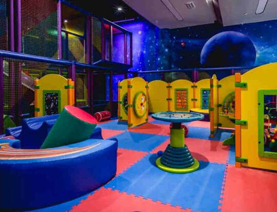 Soft Play Park @ Magic Planet @ Ajman