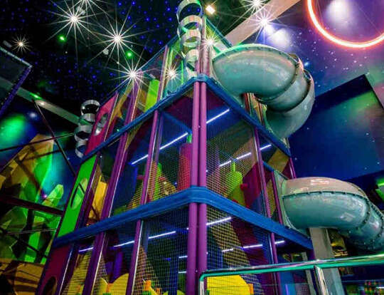 Soft Play Park @ Magic Planet @ Abu Dhabi