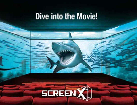 ScreenX @ Dubai