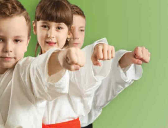 Karate by Karate Kid Dubai @ Dubai