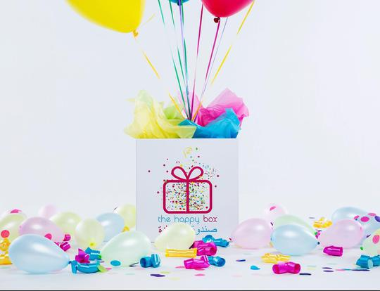 10% off The Happy Box: Themed Learning Boxes @ Dubai