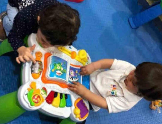 Learning Ladder Nursery @ Dubai