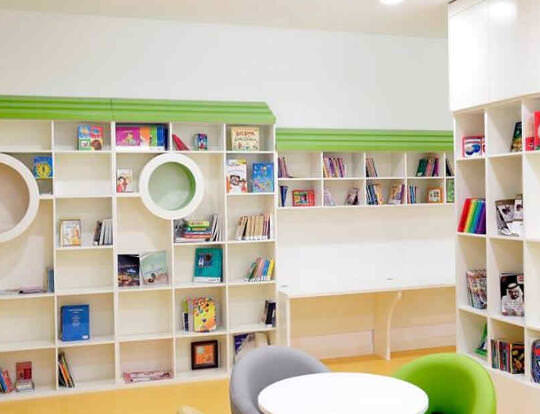 Children's Library at Hor Al Anz @ Dubai