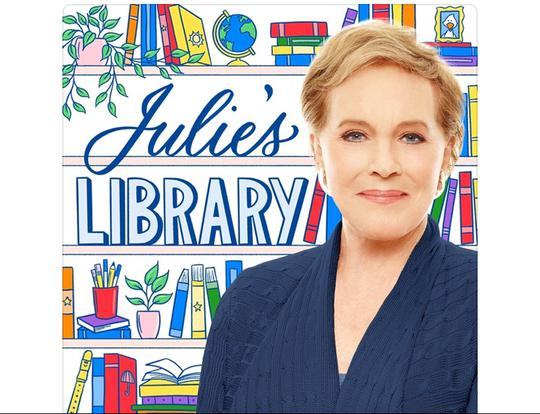 Julie's Library: Story Time with Julie Andrews @ Dubai