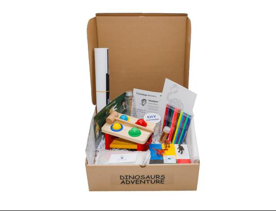 Themed Activity Boxes by Story Book @ Dubai