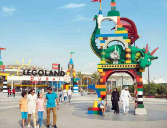 90 Days of Summer @ Legoland Dubai @ Dubai