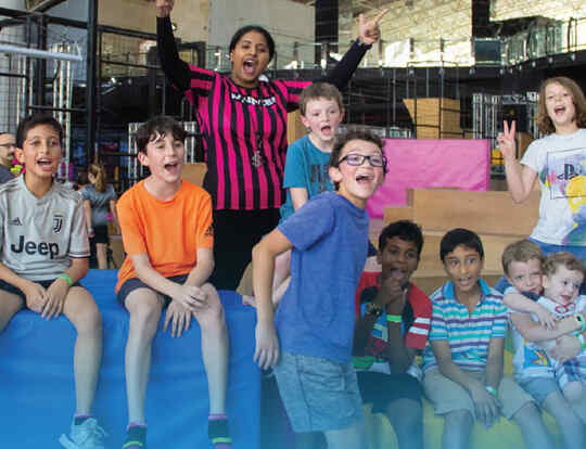 20% off BOUNCE Holiday Camp @ Dubai