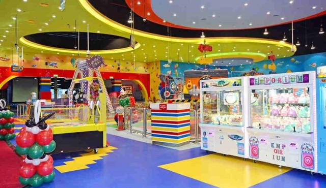 Fun City Play Membership @ Abu Dhabi