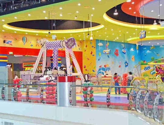 Fun City Play Membership @ Ajman