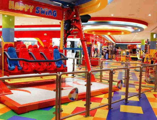 Fun City Play Membership @ Ras Al Khaimah