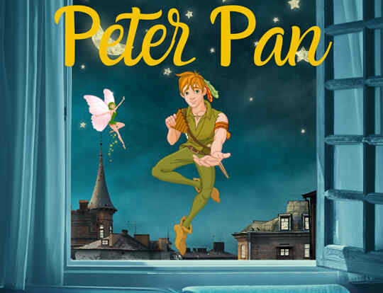 Peter Pan @ QE2 @ Dubai