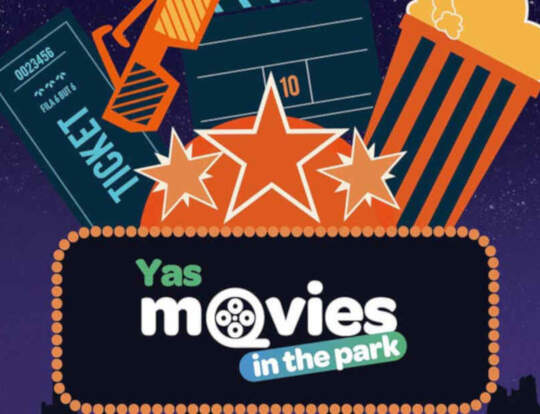 Yas Movies in the Park @ Abu Dhabi