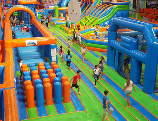 10% off Air Maniax Summer Camp @ Dubai