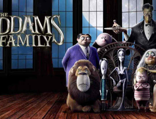The Addams Family @ Sharjah