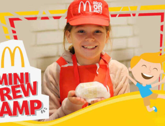 McDonald's Summer Camp @ Abu Dhabi