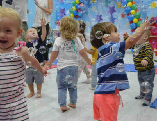 Twinkle Tots @ Little Explorers @ Dubai