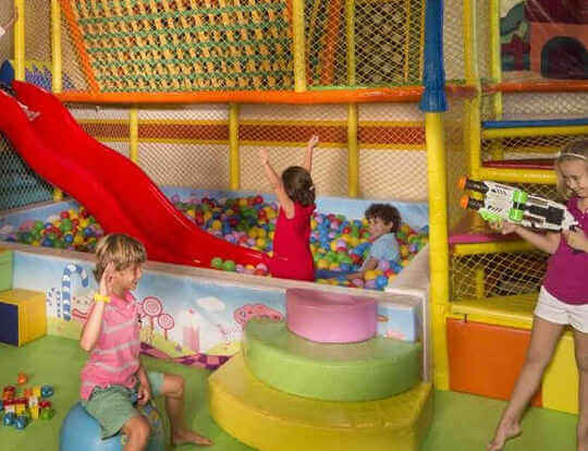 Sinbad's Kids Club @ Dubai