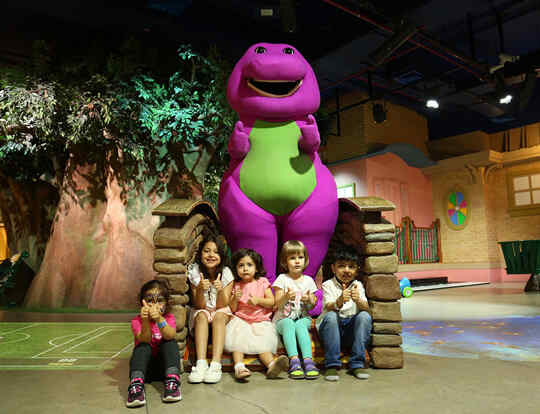 Mattel PlayTown @ Dubai