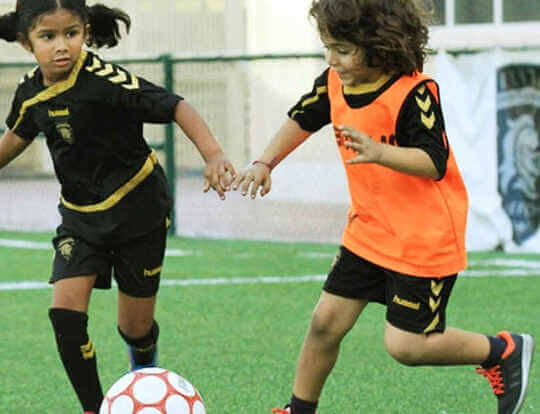 Football Academy at Horizon International School @ Dubai