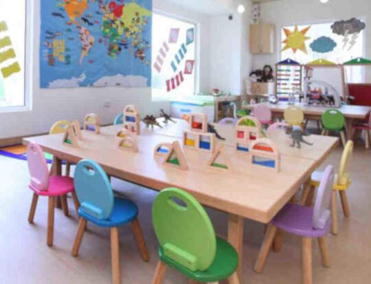 Toddler Town British Nursery @ Dubai