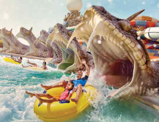 Yas Water World Summer Offer @ Abu Dhabi
