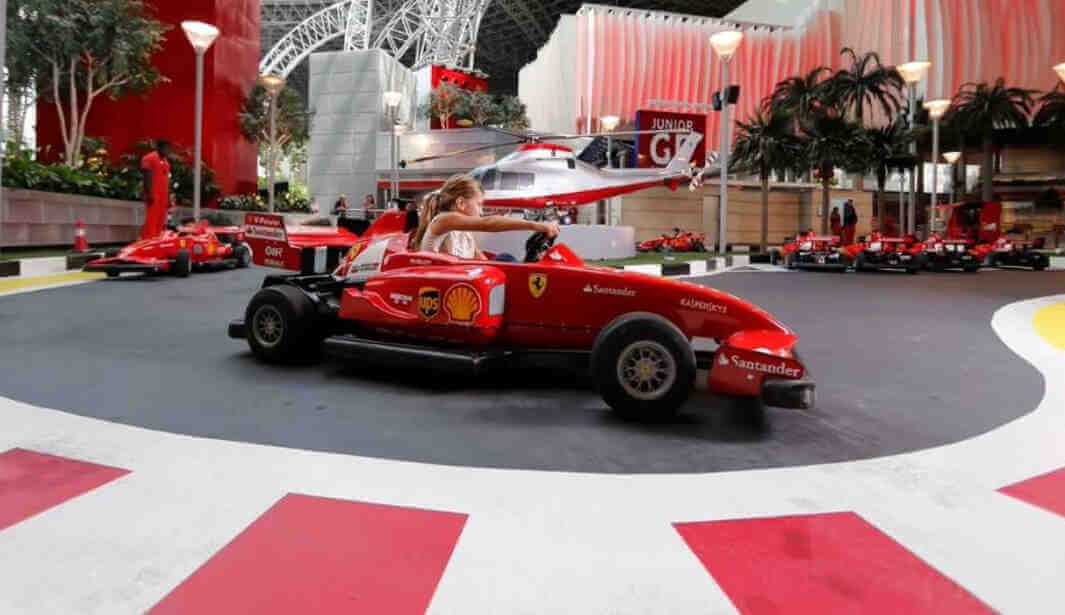 Ferrari World @ Abu Dhabi