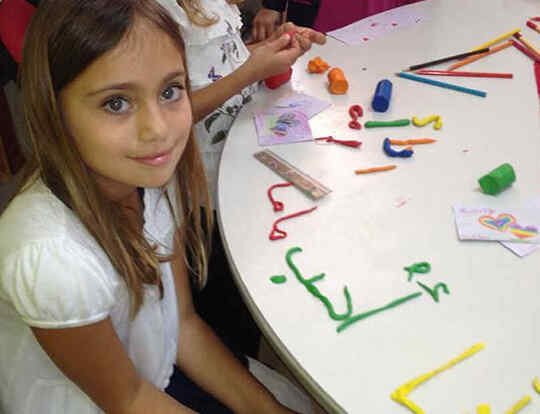 Morning Arabic sessions For Toddlers @ Dubai