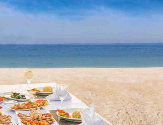 Beach & Lunch for AED 99 @ Sharjah