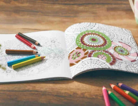 Social Saturdays - Coloring at Library Cafe @ Sharjah
