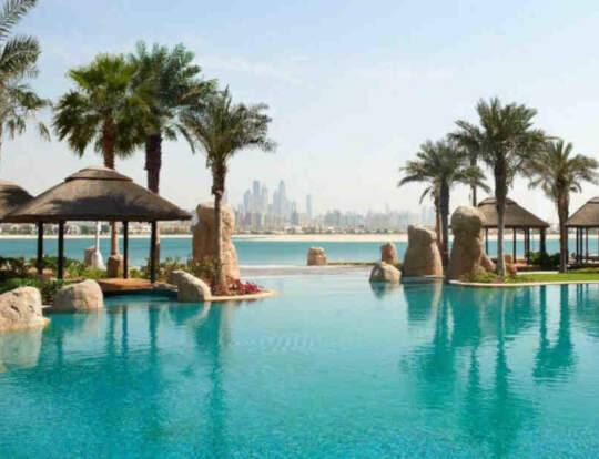 Beach & Dine @ Sofitel The Palm @ Dubai