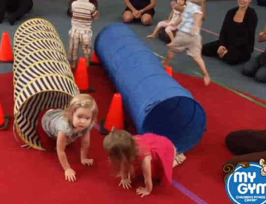 Terrific Tots at My Gym @ Dubai
