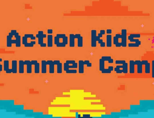 Action Kids Summer Camp @ Abu Dhabi