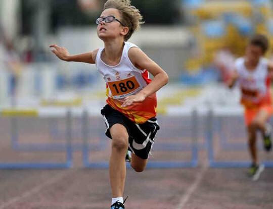 Youth Multi-Events by Ultimate Athletics @ Dubai