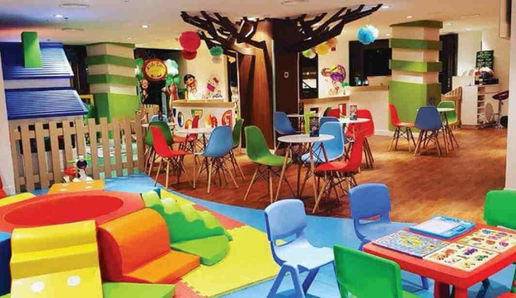 Stay & Play @ Kids Zone @ Dubai