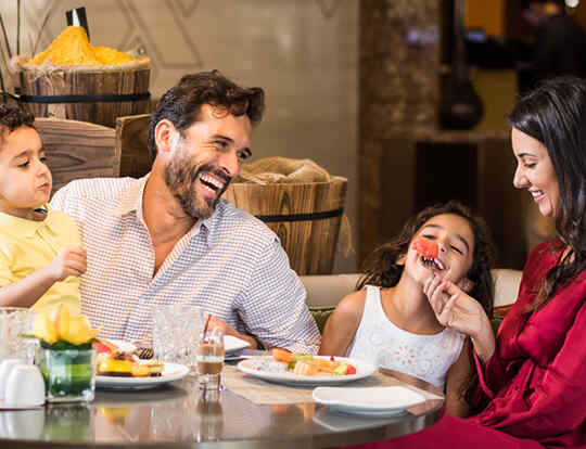 Up to 25% off Olea Family Brunch @ Dubai