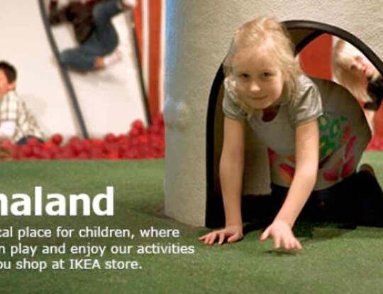IKEA Smaland Soft Play @ Dubai