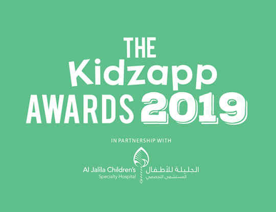 The Kidzapp Awards - VOTE NOW! @ Dubai