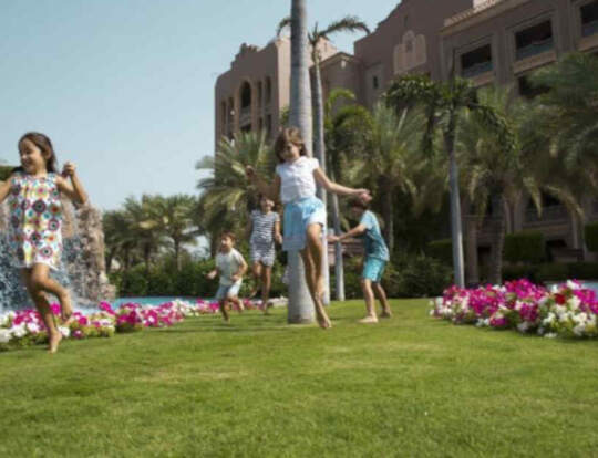 Emirates Palace Kids Camp @ Abu Dhabi