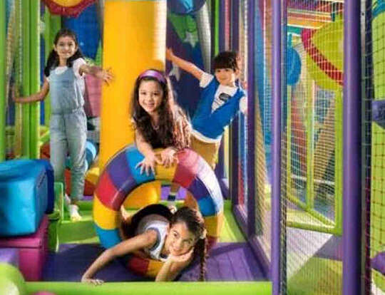 Soft Play @ Magic Planet @ Ras Al Khaimah