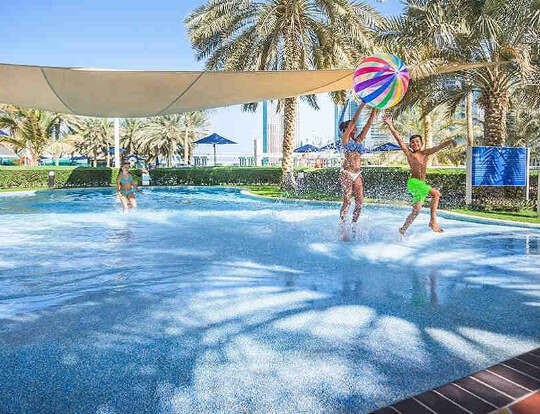 Kids Club @ Beach Rotana @ Abu Dhabi