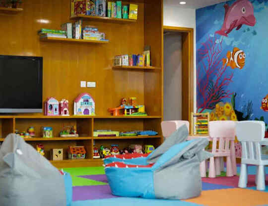 Dukesy Kids Club at Dukes Hotel @ Dubai