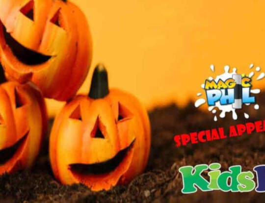 Halloween Party @ Kids HQ @ Dubai