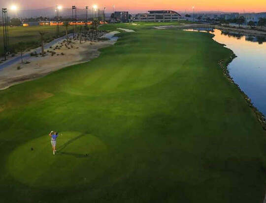 Troon Family Golf @ Abu Dhabi